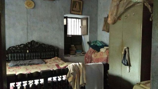 वह कमरा जहां से कथित तौर पर नवरुणा का अपहरण किया गया