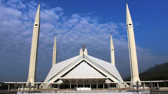 فیصل مسجد