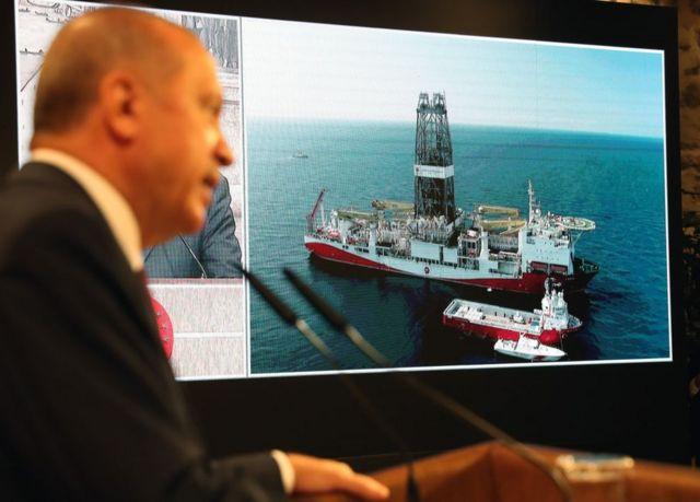 میدان جدید گازی ترکیه