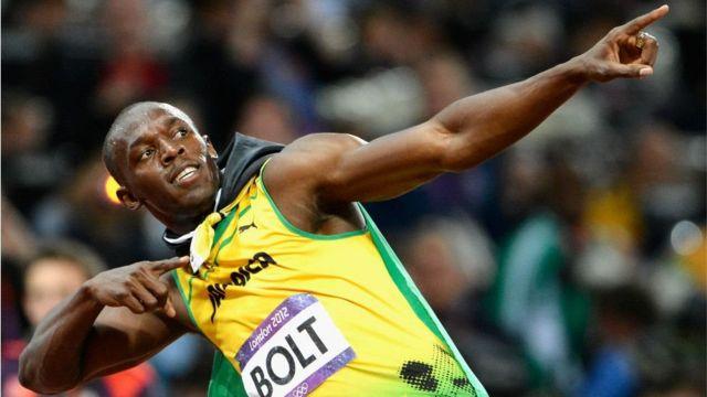 Le jamaïcain Usain Bolt, l'un des 3 nominés Messieurs pour le Trophée IAAF