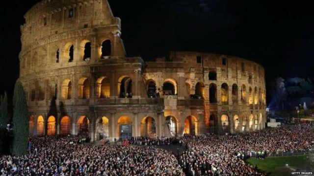 रोम साम्राज्याचं प्रतीक
