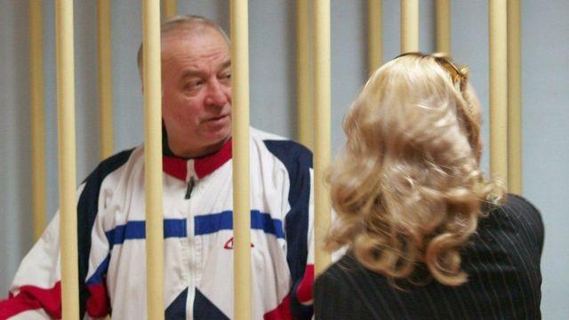 Скрипаль в 2006 году был осужден на 13 лет тюремного заключения