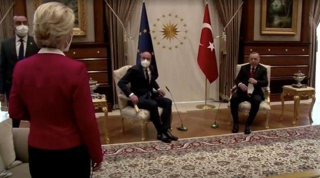 Türkiye'den protokol açıklaması: AB'nin taleplerine göre ayarlandı - BBC News Türkçe
