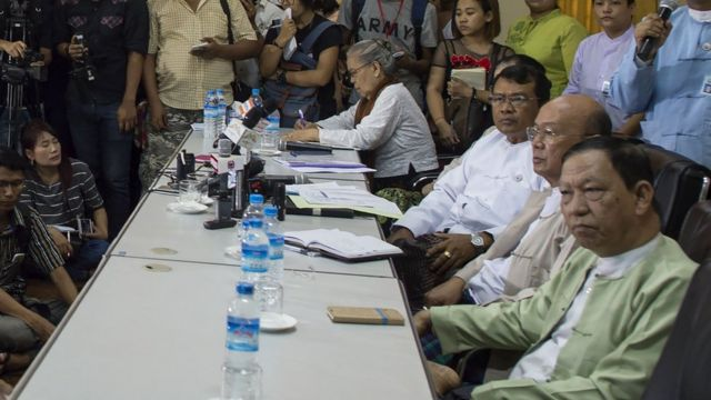 Myanmar Human Rights Commission