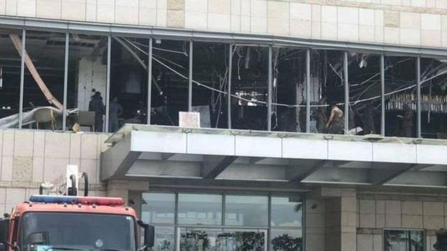 श्रीलंका हमला, Sri Lanka Attack, Serial Blast, चरमपंथी हमला, सीरियल धमाके