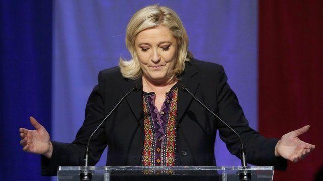 Marine La Pen