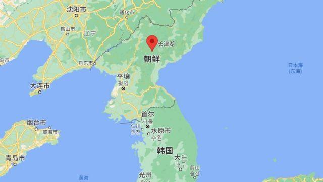 Changjin Lake