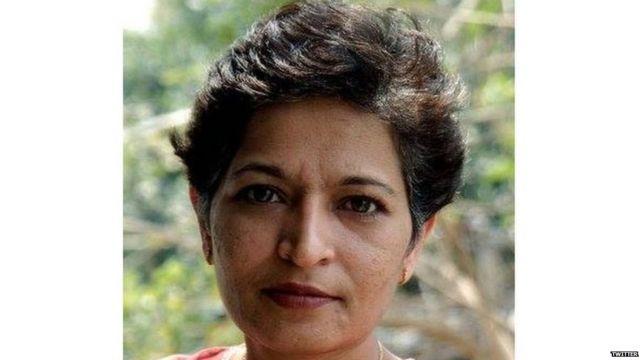 Late. Gauri Lankesh