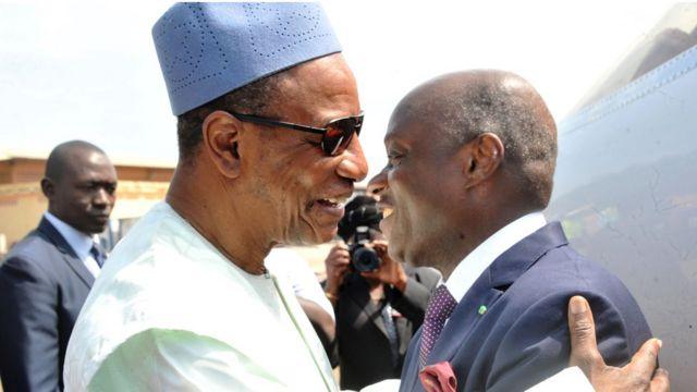 Un accord a été signé le 14 octobre à Conakry sous l'égide du chef de l'Etat guinéen Alpha Condé