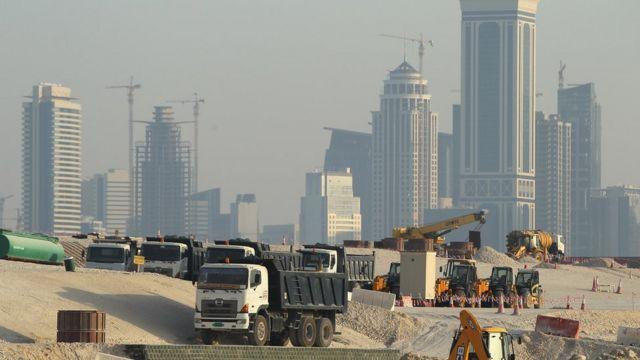 Katar inşaat