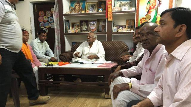 रामपुर में बीजेपी दफ्तर