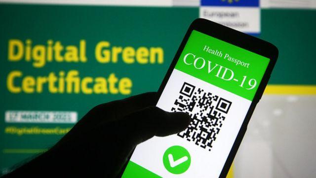 """""""Зеленый сертификат"""" ЕС"""