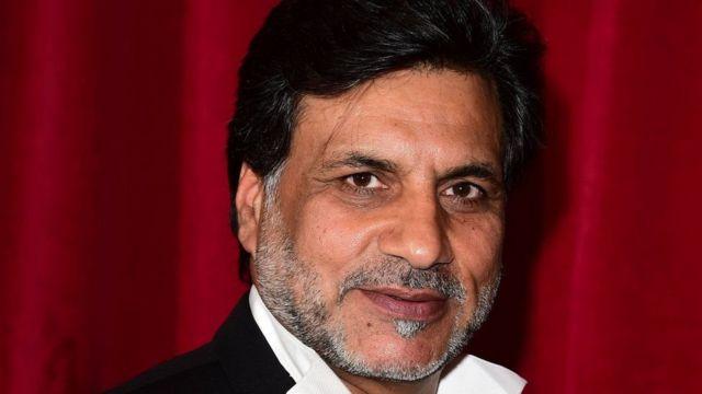 मार्क अनवर, पाकिस्तान मूल के अभिनेता