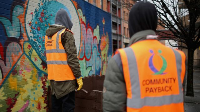 Probation service: Offender supervision to be renationalised
