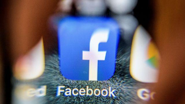 Logo do Facebook