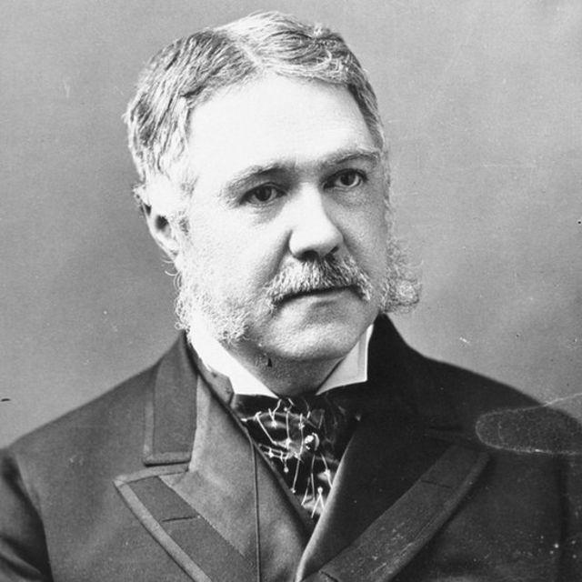 Presidente de Estados Unidos, Chester A. Arthur