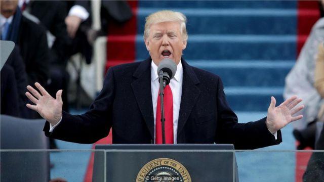 强烈的自信可以推动人们取得卓越成就,特朗普就是因为超强自信而当上总统。