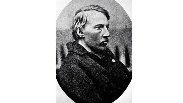 Дмитрий Каракозов, террорист, покушавшийся на Александра II (1865 г.)