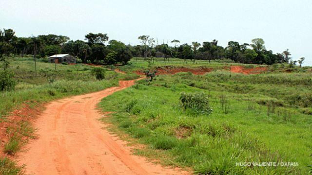 """Este terreno """"malhabido"""" conocido con el nombre guaraní de Marina Cué o Marinakue, llevó a la caída del expresidente Fernando Lugo (2008-2012) en 2012."""