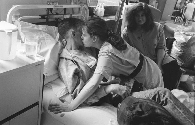 Ujung Kehidupan Para Penderita Aids Generasi Pertama Di Sebuah Bangsal London Bbc News Indonesia
