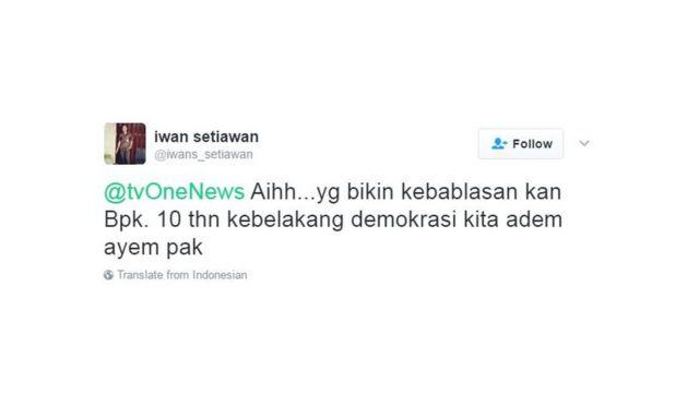 Twitter Iwans Setiawan