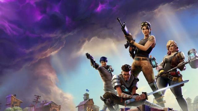 Fortnite is the most popular game