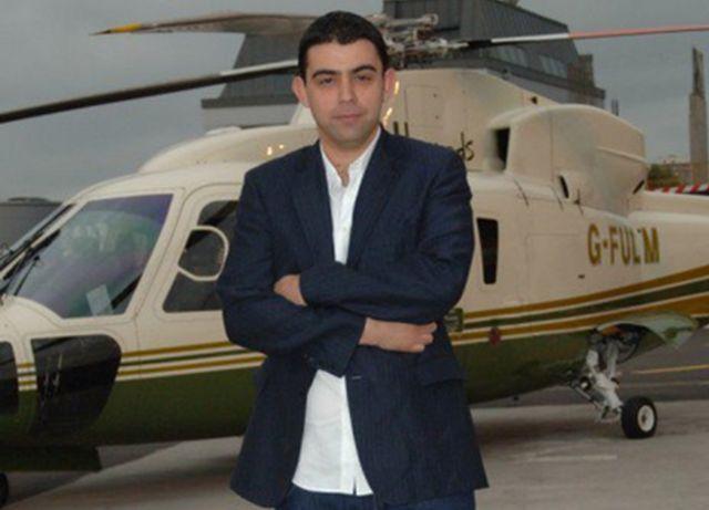 موفقیت اندرو در اولین کسبوکارش او را بسیار ثروتمند کرد