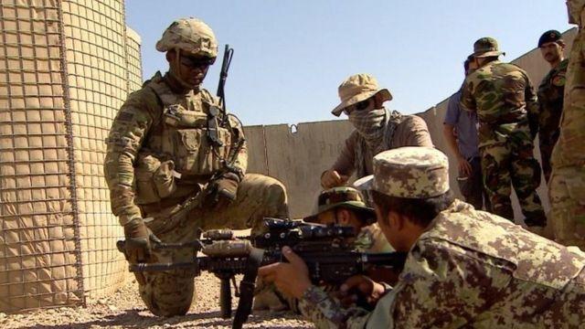 امریکی فوج