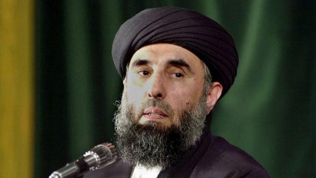 قلب الدين حكمتيار يعد من كبار القادة الأفغان الذين خاضوا الحرب ضد الاتحاد السوفيتي السباق قبل سيطرة طالبان على الحكم