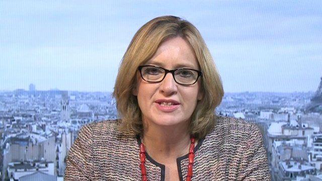 Amber Rudd MP
