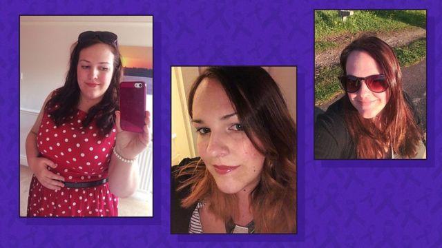 Distintas fotografías de Becky.
