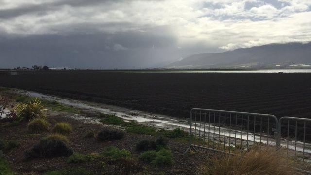 Valle de Salinas, California