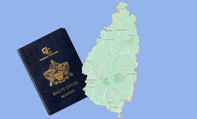 """Đảo quốc nhỏ bé Saint Lucia có hộ chiếu rất """"quyền lực"""""""