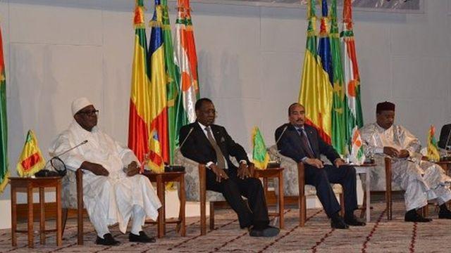 mali, tchad, mauritanie, niger