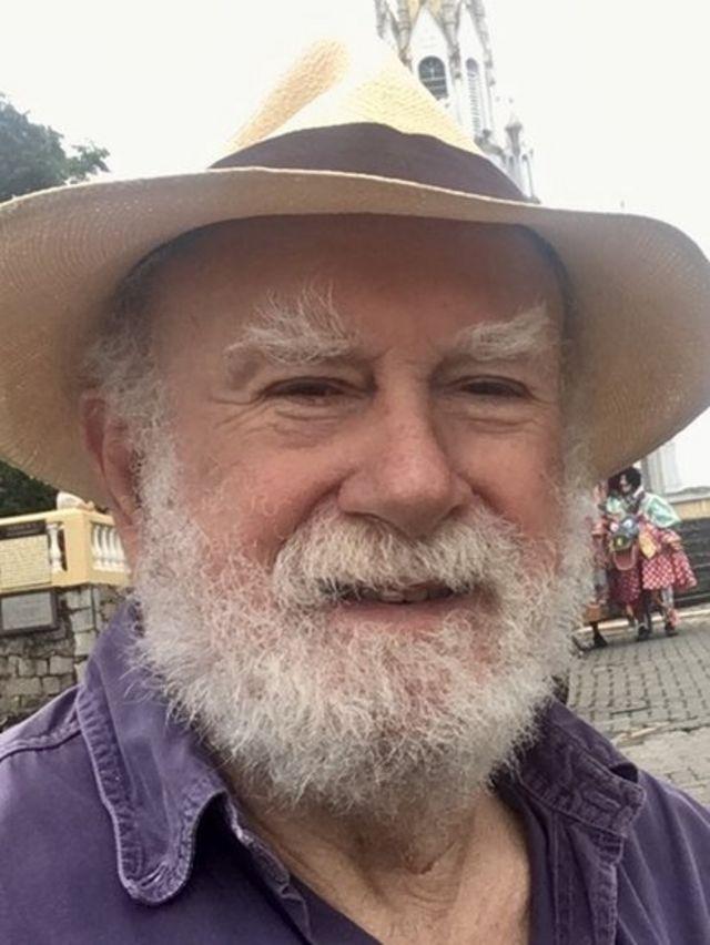 O saciólogo Mouzar Benedito