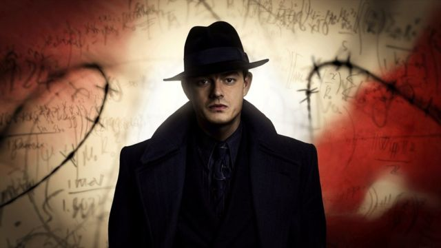 SS-GB: Sam Riley is 'anxious' about wartime drama