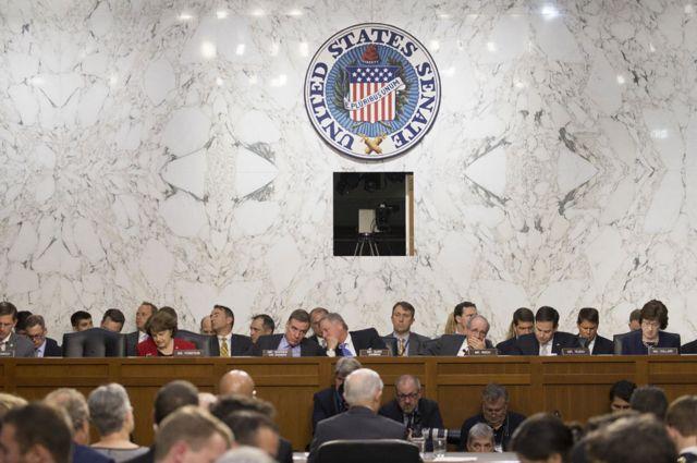 Senate questions Sessions