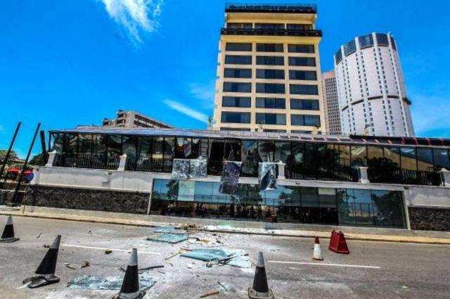 sri lanka attack, श्रीलंका हमला