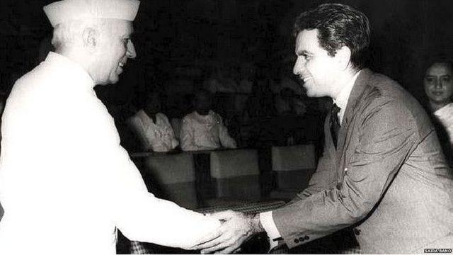 दिलीप कुमार, जवाहर लाल नेहरू