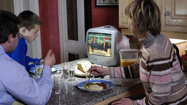 TV viewing in 2007
