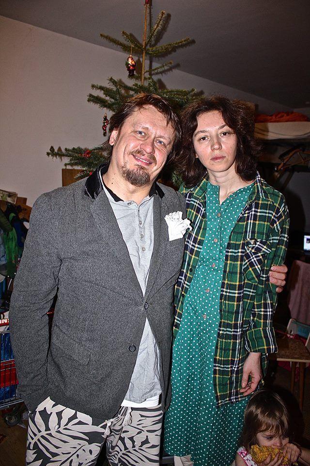 Вор и Коза празднуют 19 лет со дня свадьбы. Январь 2018, Берлин