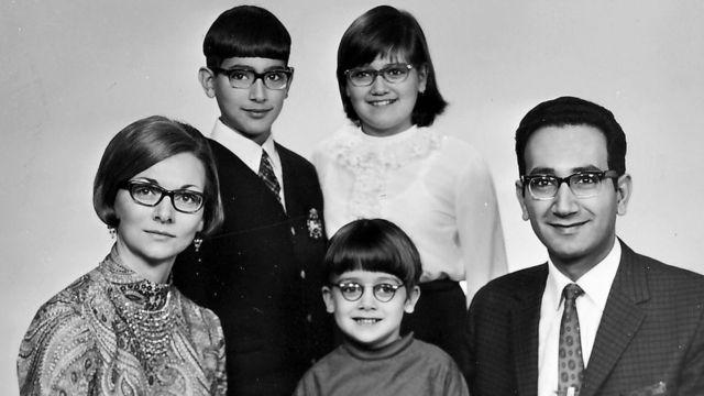 Al-Kasim e a família e 1971