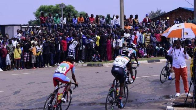 Ushindani mkali ukionekana miongoni mwa timu zilizoshiriki katika Tour de Rwanda 2020