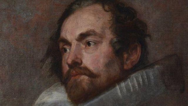 荷兰画家范戴克Anthony van Dyck的一幅作品在《鉴宝路秀》中被发现。