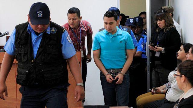 En el juicio, Torres fue declarado culpable de simular un delito.