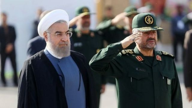 आयतोल्लाह ख़मेनई, जनरल क़ासिम सुलेमानी, Qasem Soleimani