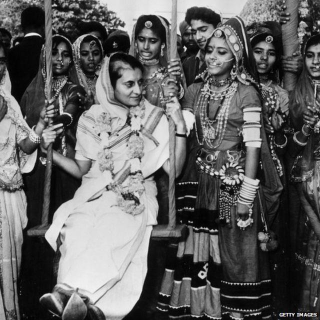 ఇందిరా గాంధీ