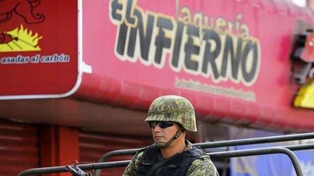 militares michoacán