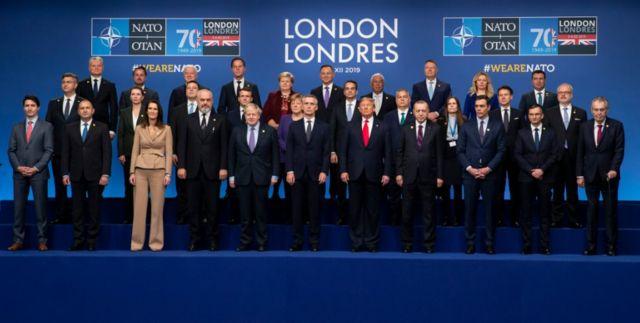 北约伦敦峰会