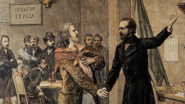 Garibaldiy Mazzini